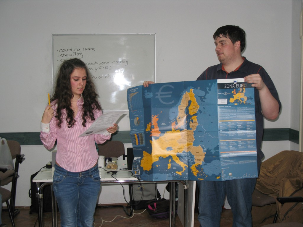 Tanar in Europa aprilie 2013