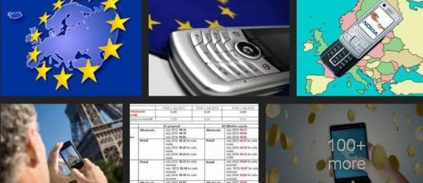 Eliminarea tarifelor de roaming in UE incepand cu 1 iulie 2014