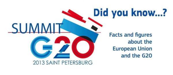 Stiati ca…? Date si cifre despre Uniunea Europeana si G20