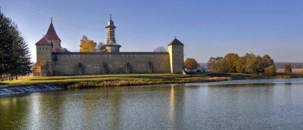 Manastirea Dragomirna castiga premiul UE pentru conservarea patrimoniului cultural | Europa Nostra 2014
