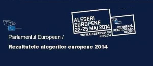 Rezultatele alegerilor europene 2014 | Tabele interactive comparative pe tari si la nivelul UE