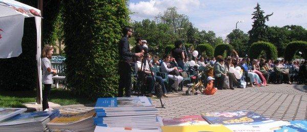 Ziua Europei la Timisoara – editia a VII-a| Fotoreportaj