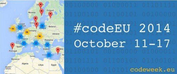 5 evenimente in Timisoara, o noua platforma online si peste 1500 de evenimente in intreaga Europa | #codeEU