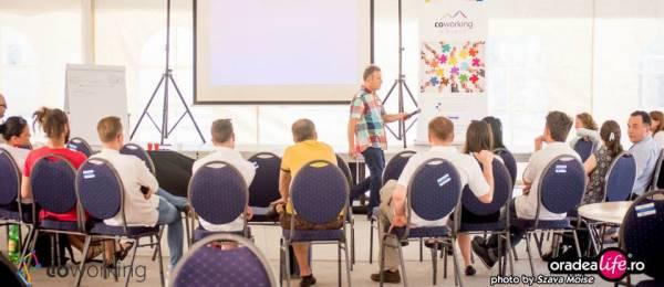 Coworking spirit, proiect european cu si despre startup-uri | 24-28 iunie, in Timisoara