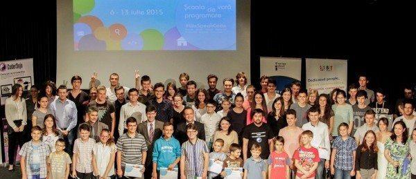 #WeSpeakCode – Școala de vară de programare | Fotoreportaj Europe Direct Timisoara