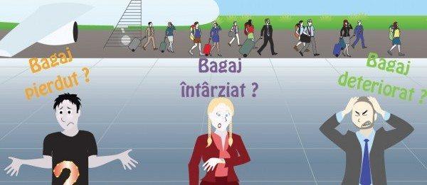 Drepturile cetățenilor UE: Ce faci când îți pierzi bagajul? dar când îl primești deteriorat sau cu întârziere?