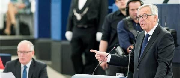 Starea Uniunii 2015: Timpul pentru Onestitate, Unitate și Solidaritate – Discursul președintelui Comisiei Europene