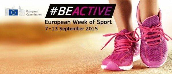 Saptamana europeana a sportului 7-13 septembrie | Fii activ daca doresti sa evoluezi