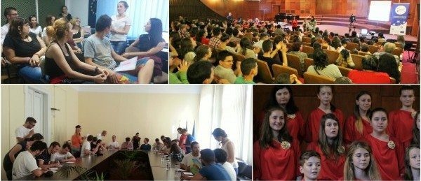 Multilingvism și oportunități europene pentru tineri   Activitatea lunii septembrie Europe Direct Timișoara