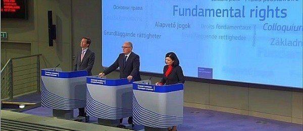 Primul Colocviu anual pe Drepturi Fundamentale | Toleranță și respect: prevenirea și combaterea antisemitismului și anti-islamismului în Europa