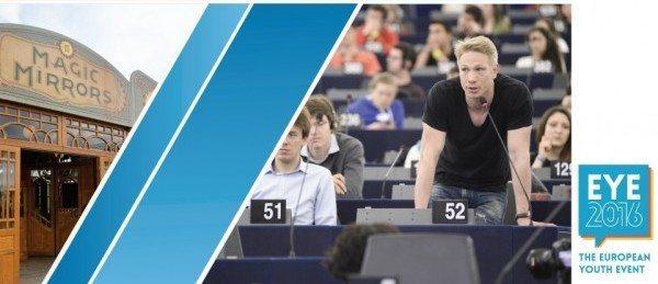 Parlamentul European invită tinerii să participe la Evenimentul Tinerilor Europeni EYE 2016 de la Strasbourg