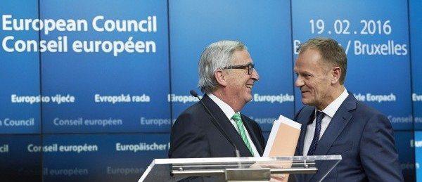Un nou acord pentru Marea Britanie în UE, 19.02.2016