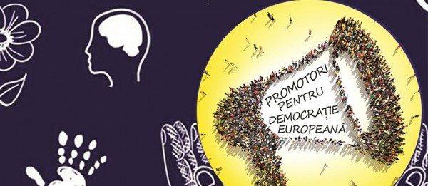 Promotori pentru democrație europeană – înscrieri până în 6 martie
