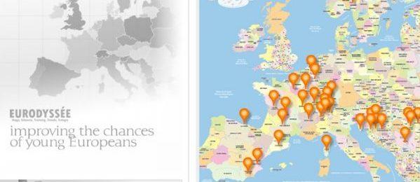 S-a publicat lista internship-urilor europene pentru tineri prin Eurodyssée. Peste 250 de locuri disponibile