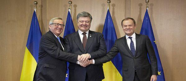Intărirea cooperării UE-Ucraina