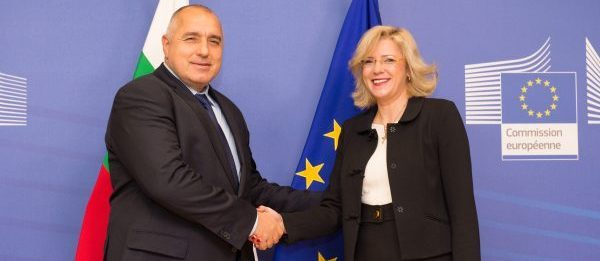 Vizita comisarului european Corina Cretu in Romania si Bulgaria