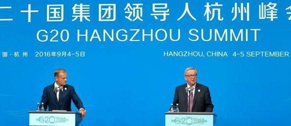 Industria oțelului, taxarea echitabilă și soluționarea crizei refugiaților sunt temele pe care UE le-a susținut la G20