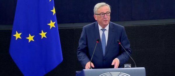 Discursul președintelui Juncker privind starea Uniunii, Strasbourg, 13 septembrie 2017