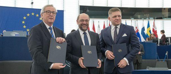 Prioritățile legislative ale UE pentru 2017: declarația comună a celor trei instituții