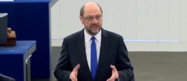 Martin Schulz își încheie mandatul de președinte al Parlamentului European: VIDEO