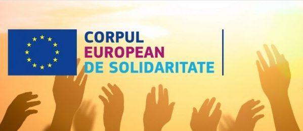 Consultare publică privind consolidarea Corpului european de solidaritate   #EUSolidarityCorps