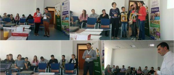 """Concursul național de proiecte europene în domeniul școlar """"Made for Europe"""" – faza județeană"""