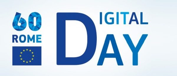 Viitorul Europei este digital: Digital Day, Roma – VIDEO