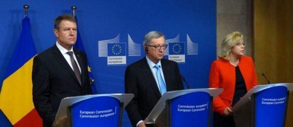 Președintele Jean-Claude Juncker în Romania: vizite la nivel înalt și dialogurile CE cu cetățenii