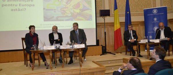 Discursul urii, o amenințare pentru Europa astăzi? Cod de conduită online
