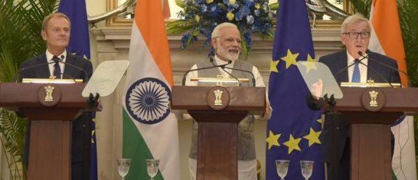 Parteneriatul strategic UE-India: 55 de ani de relații diplomatice între cele mai mari două democrații ale lumii   Agenda comună